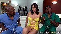 Busty Cougar Makayla Cox Has Anal Sex And DP Wi...